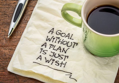 Writing Goals and Vision Boards: Let's Make Them!